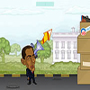 Presidential Street Fight
